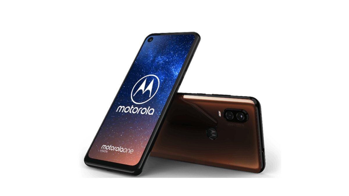 Motorola One Vision - Bronze Color