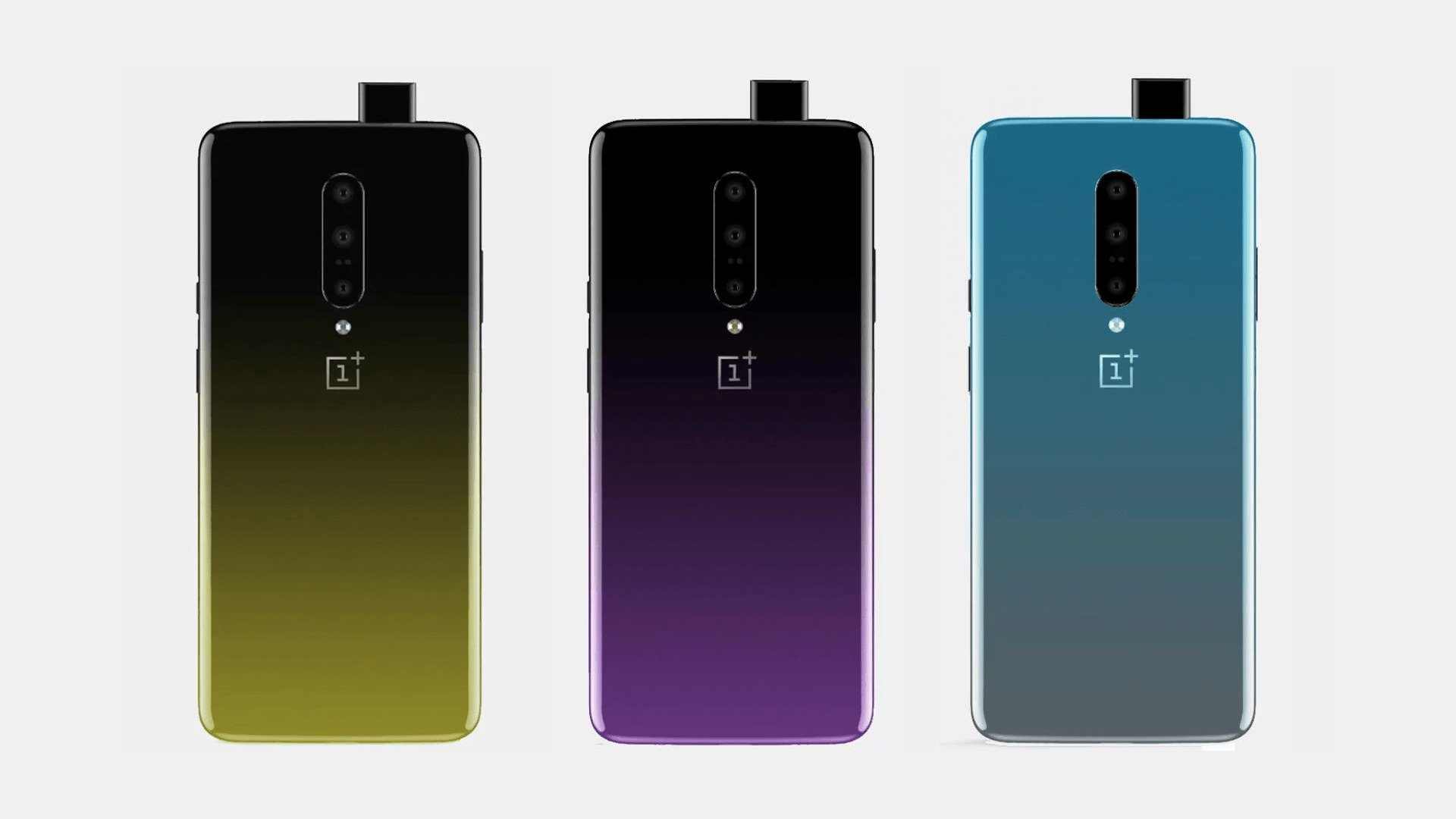 OnePlus 7 series is confirmed to have super-fast UFS 3.0 storage