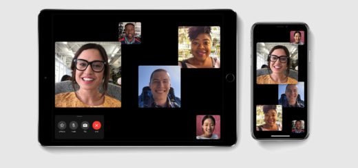 Apple Group FaceTime