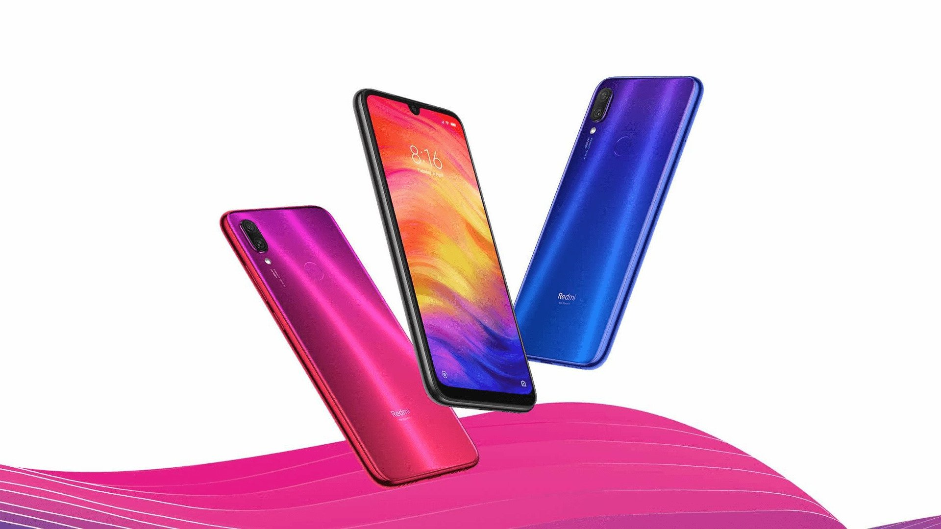 Xiaomi Redmi Note 7 available in the UK for £179