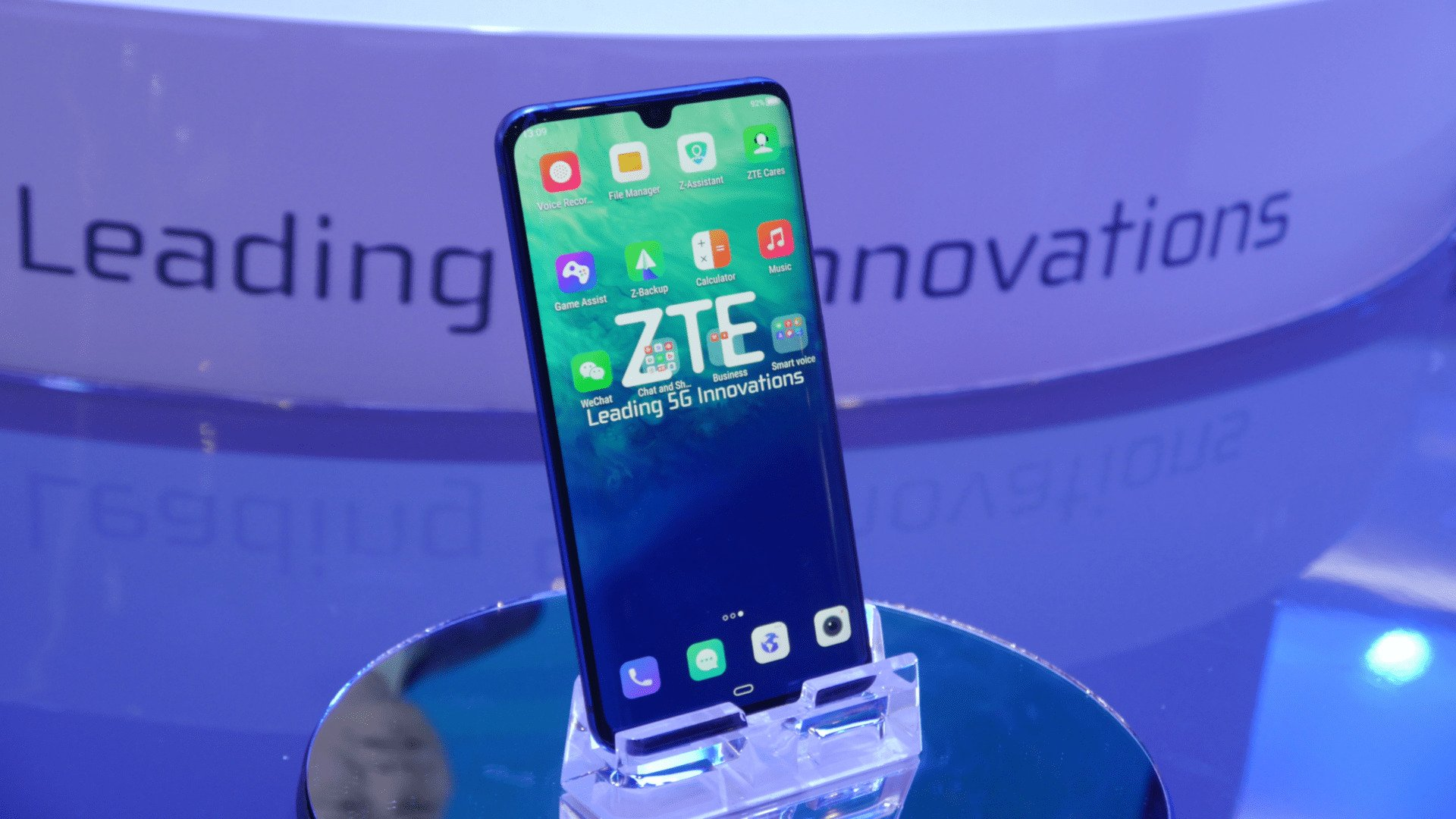 ZTE officially launches Axon 10 Pro and Axon 10 Pro 5G in China