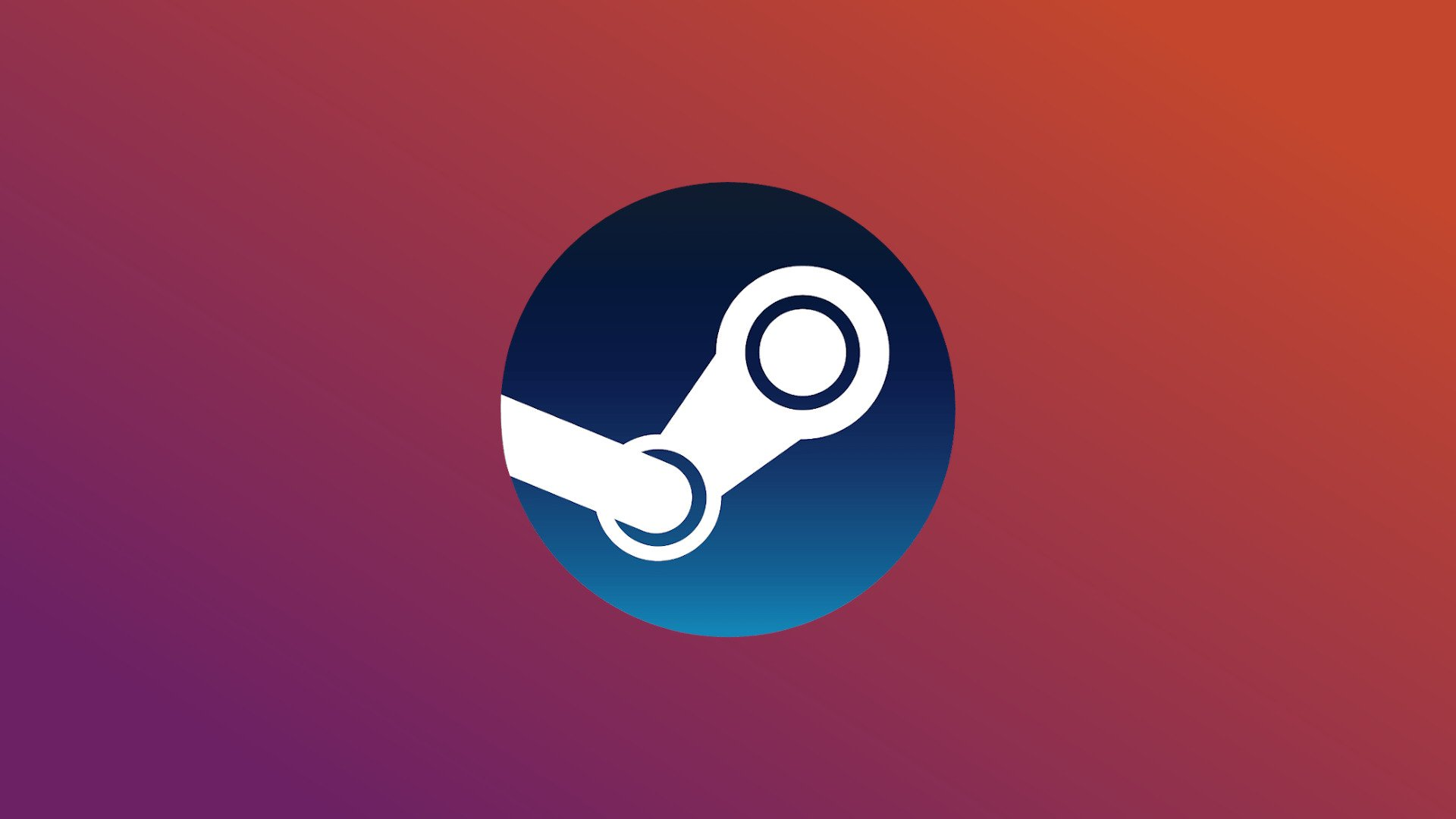 Steam (Ubuntu Background)