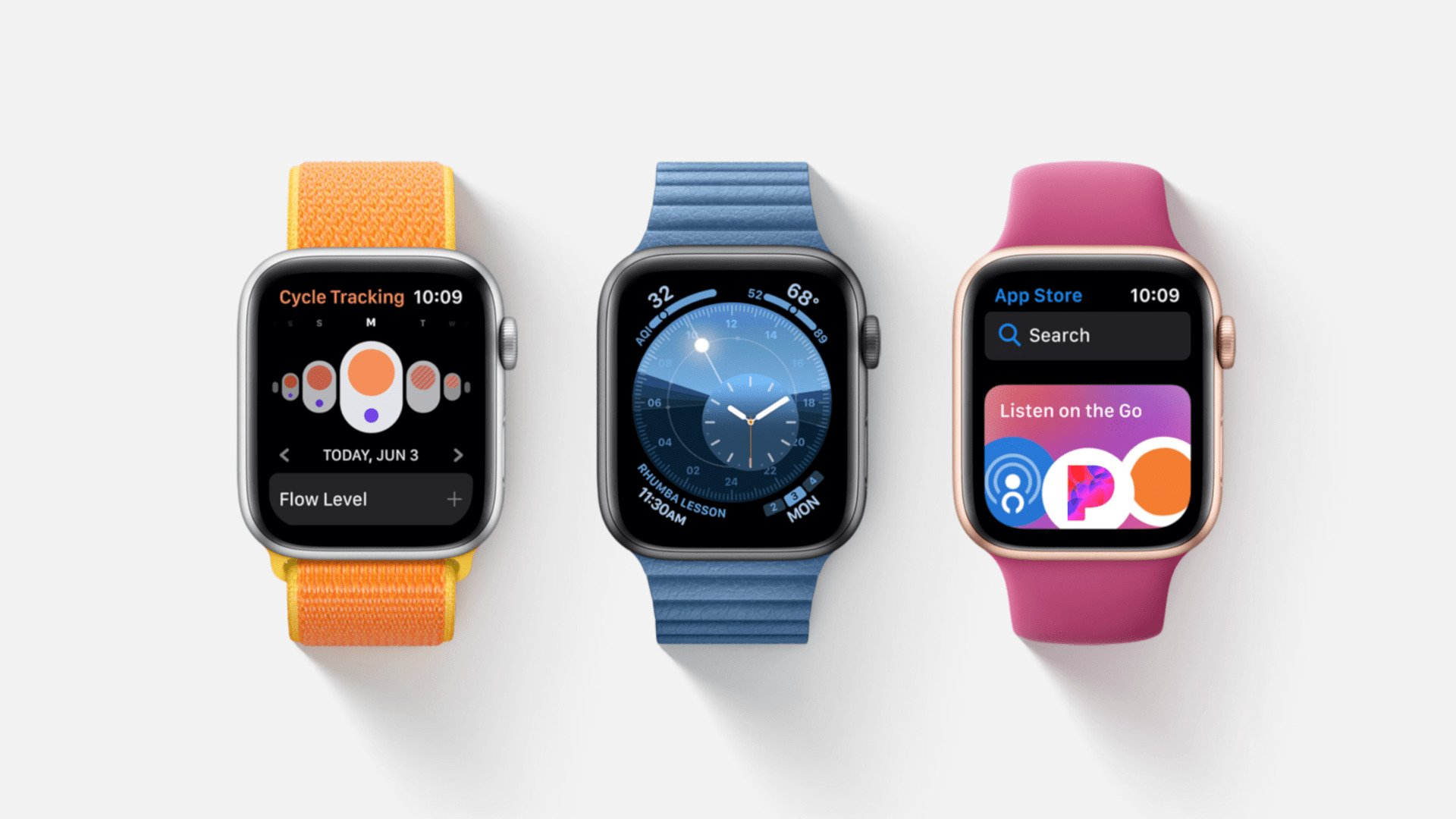 Apple watchOS 6