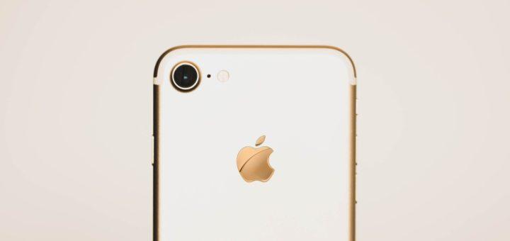 Apple Logo - iPhone