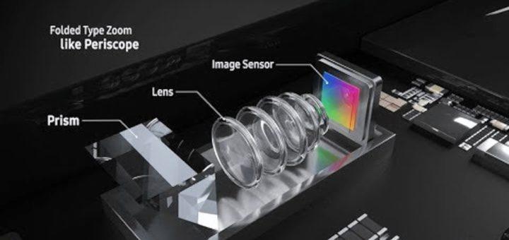Galaxy S11 - Periscope Design Camera Sensor