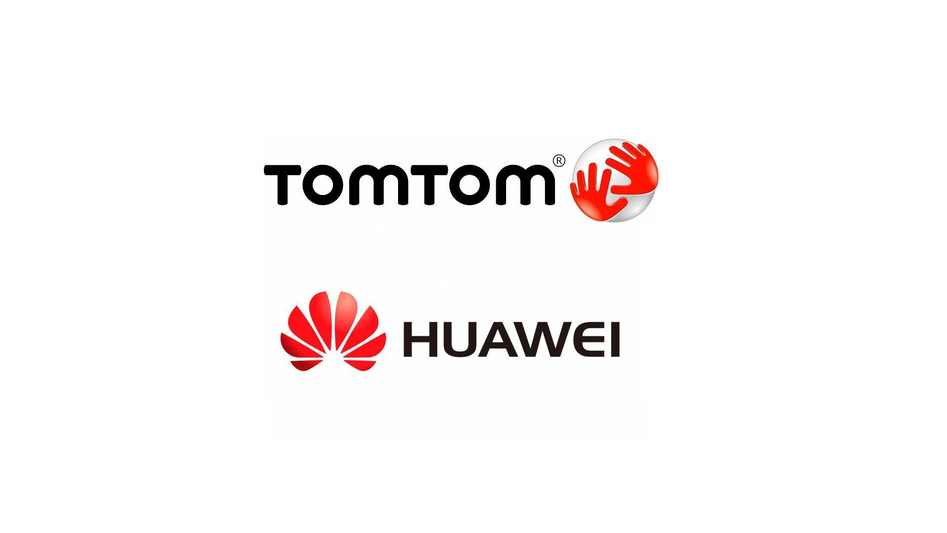 Huawei - TomTom