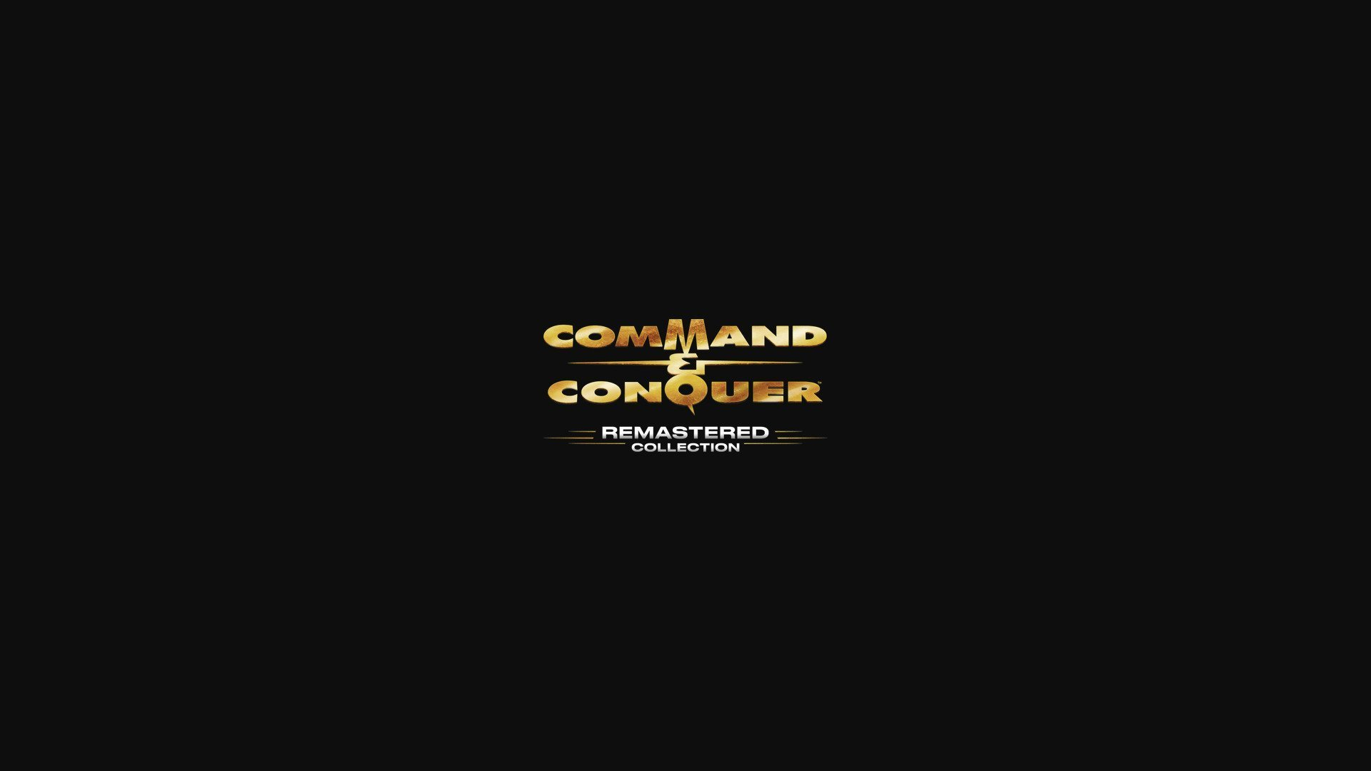 Command & Conquer Remastered Collections