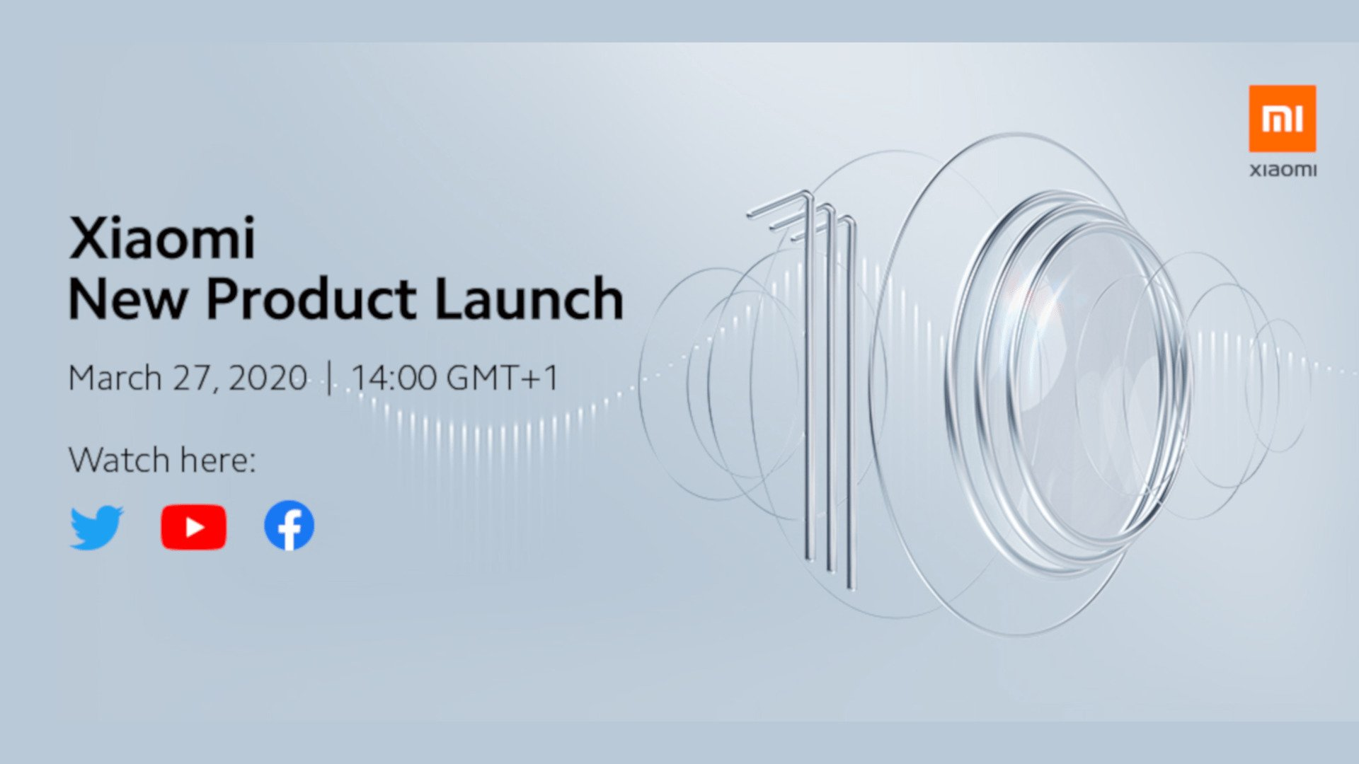 Xiaomi Mi 10 Launch Event