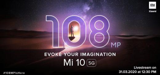 Xiaomi MI 10 - India Launch Event