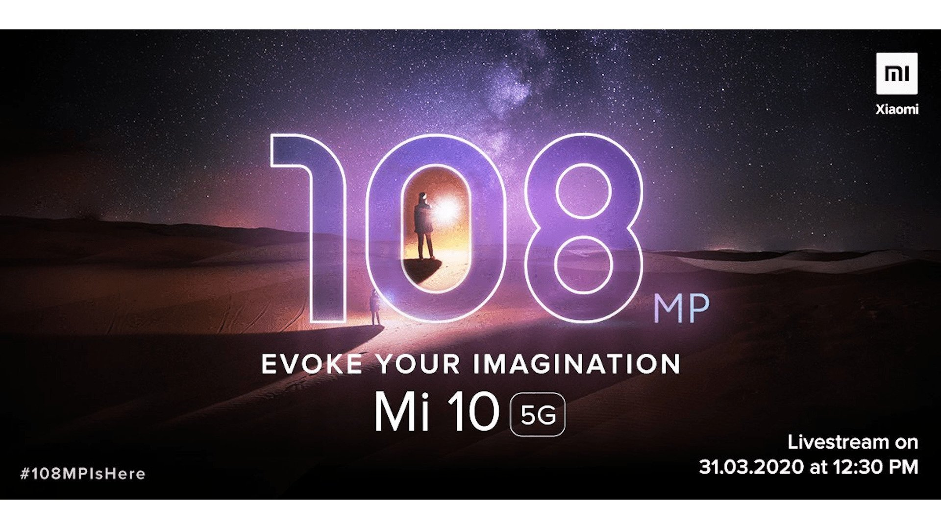 Xiaomi MI 10 - India Launch Event