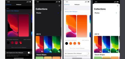 Apple Home Screen Appearance - iOS