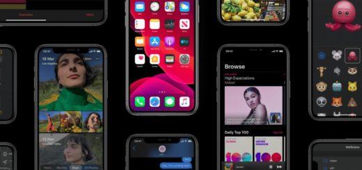 iOS showcase in iPhones