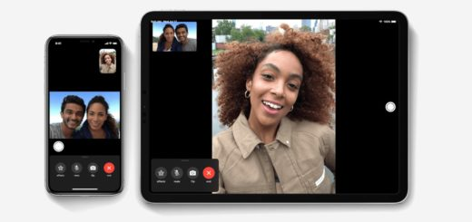 Apple iOS FaceTime