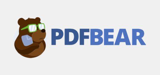 PDFBear - Logo