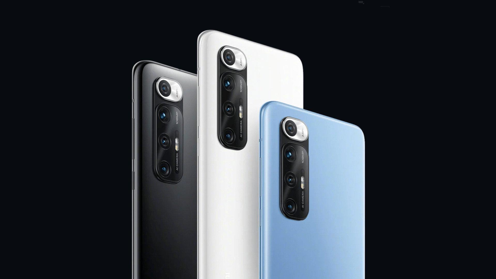 Xiaomi Mi 10S 5G