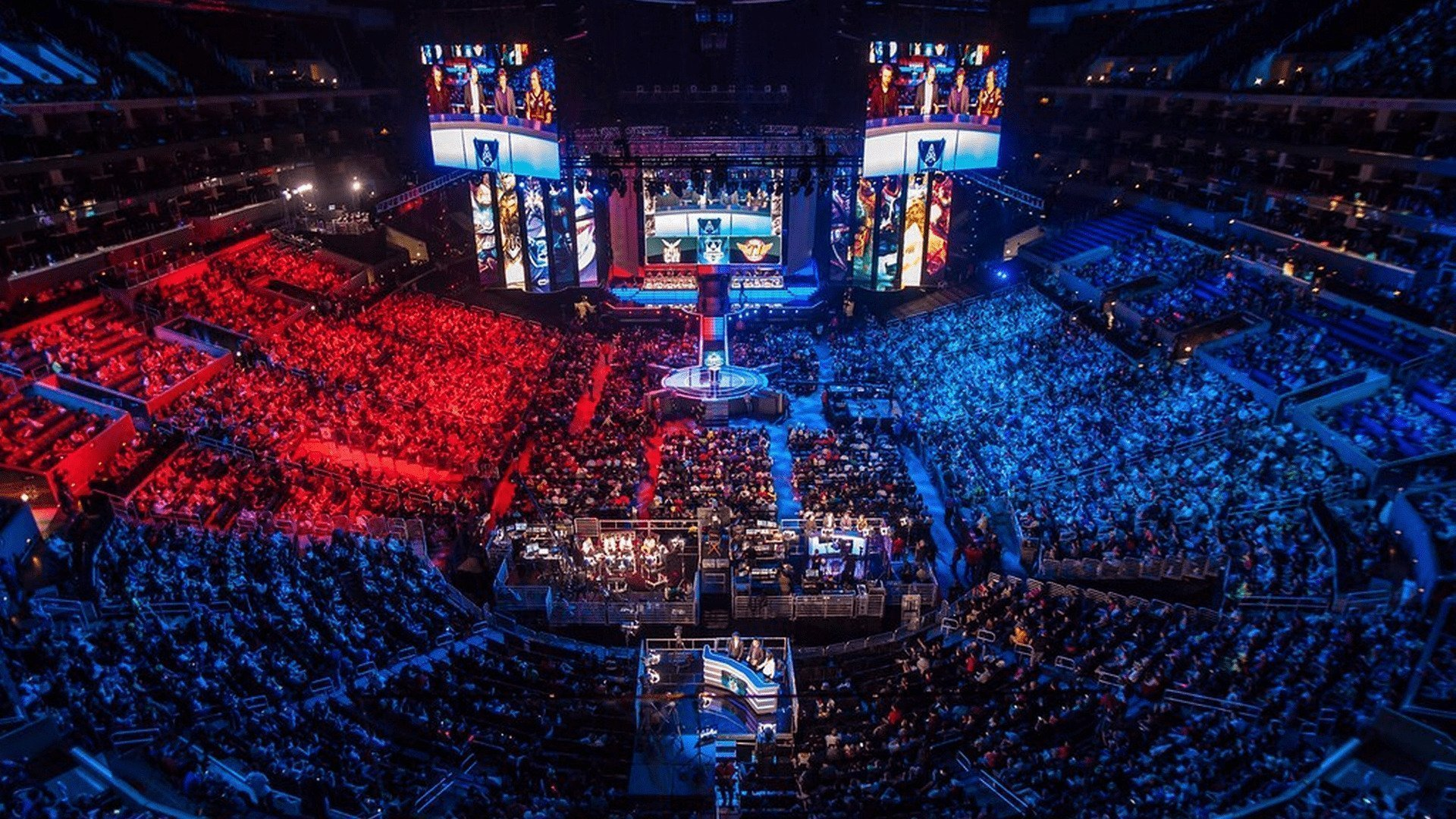 League of Legends eSports (Photo via: Flickr.com)